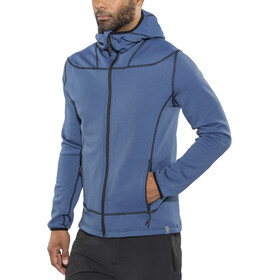 Meru Tallinn Powerstretch Jacket Men snorkel blue